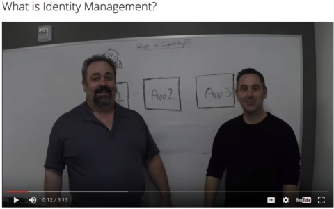Introducing our introductory video series – What is Identity
