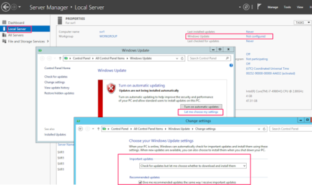 Setting up an Active Directory domain for evaluating the ForgeRock stack