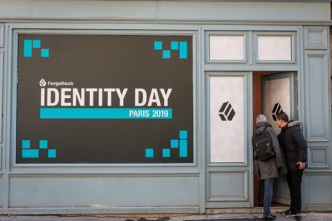ForgeRock Identity Day Paris (2019)