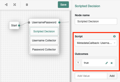 Using an Authentication Tree Stage to Build a Custom UI with the ForgeRock JavaScript SDK